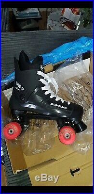 Bauer/supreme Skates fits size 9