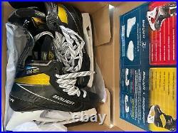 Bauer supreme ultrasonic hockey skates Sr size 7.5D, fit 2