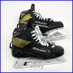 Brand NEw Bauer Supreme Ultrasonic Goalie Skates 10 1/4 E D310
