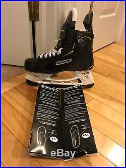 Brand New Bauer Supreme 2S Pro Size 8.5 D. Hockey skates