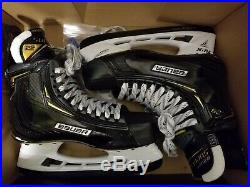 Brand New Bauer Supreme 2s Pro Ice Hockey Skates Size 8.5 D Senior Sr