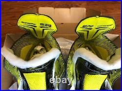 Brand New Bauer Supreme S29 Junior Size 4.5 EE Hockey Skates