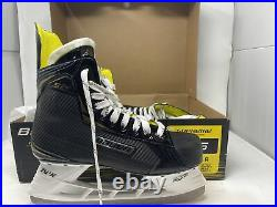 Brand New In The Box Bauer Supreme S25 Ice Hockey Skates Senior size 9.0 R