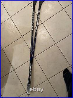 David Pastrnak Bruins Czech Bauer Supreme MX3 87 Flex P29 P90 P92 Custom Stick