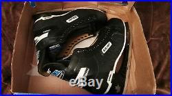 Eric Lindros Pro Return Bauer Supreme Composite Sz 10 3/4 Pro Stock NHL Skates