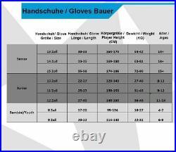 Handschuhe Bauer Supreme Ultrasonic Intermediate