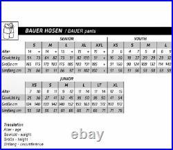 Hose Girdle Bauer Supreme 2S Pro Senior