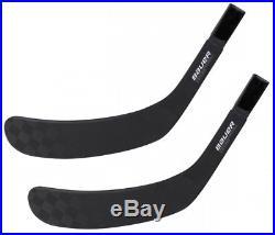 LH New Pair (2) Bauer Supreme 1S Senior Standard Hockey Replacement Blades