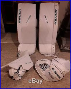 pads | New Bauer Supreme | Page 2