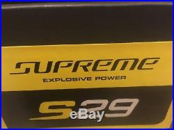 NEW IN BOX Bauer Supreme Senior S29 Ice Hockey Skates size 8.0 D