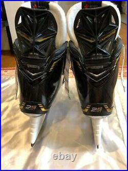 NHL Ice Hockey Skates Bauer Supreme 2S pro Stock size R10