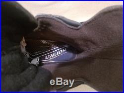 New Bauer Supreme 2S Pro Supreme Skates TUUK LightSpeed Edge LS3 Blades Size 9.5