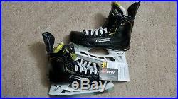 New Bauer Supreme 2S Senior Hockey Skates 7.5 D