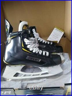 New Bauer Supreme 2S hockey skates senior size 7.5 D men's shoe US 9