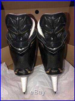 New Bauer Supreme Ignite Pro + Plus 2S Sr. Hockey Skate Sz 8.5 Shoe 10