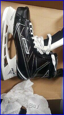 New Bauer Supreme Pro Stock 1S Hockey Skates Size 11 3/4 E