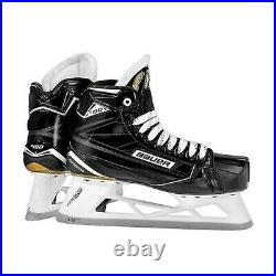 New Bauer Supreme S190 Junior Hockey Goalie Skates Size 2.5 D
