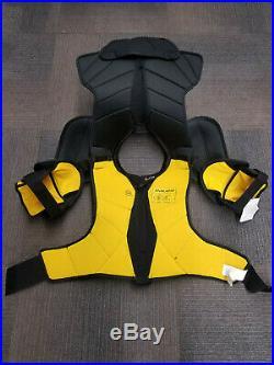 New Bauer Supreme TotalOne MX3 Hockey Shoulder Pads (Senior Large)