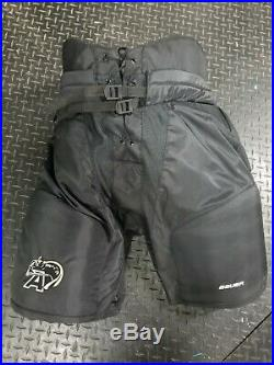 New Bauer supreme pro stock hockey pants West Point Black Knights Army