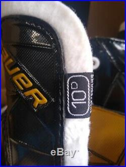 New Hockey Skate Bauer Supreme S180 Sr Skate Size 10 Shoe Size 11.5