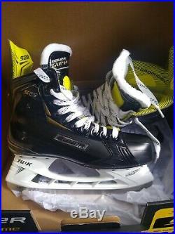 New Hockey Skate Bauer Supreme S29 Sr Skate Size 10 Shoe Size 11.5