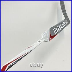 New Pro Return Bauer Supreme 1S Goalie Stick 25 Paddle Regular P31 Curve