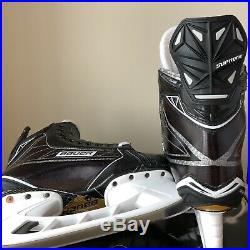 Pro Stock Bauer Supreme 1S Hockey Skates Size 8D