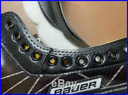 Pro Stock Bauer Supreme 1s Pro Senior Skates New 10.5d