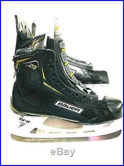 Pro Stock Bauer Supreme 2s Pro Senior Skates New 10ee