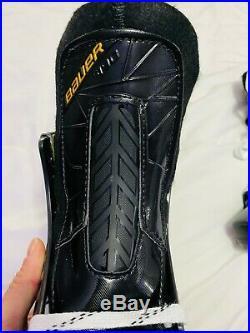 Pro Stock Bauer Supreme 2s Pro Senior Skates New 8.75d