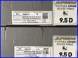 Pro Stock Bauer Supreme TotalOne NXG Pro Skates 9.5D