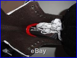 Pro Stock Hockey Skates Bauer Supreme MX3 Mens SIZE 5 1/4D