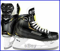 Schlittschuhe Bauer Supreme S25 S18 Junior -Eishockey