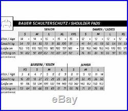 Schulterschutz Bauer Supreme S180 S17 Damen Senior