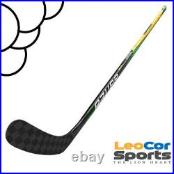 Supreme Ultrasonic Roller & Ice Hockey Stick 100 % HQ Carbon Fiber Senior/Junior