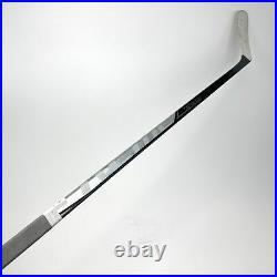 Used Left Handed Silver Bauer Supreme Ultra Sonic 77 Flex Custom Curve K495