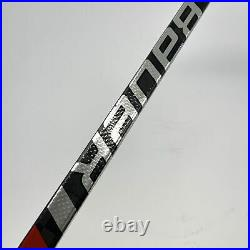 Used Once Right Handed Red Bauer Supreme 2S Pro 77 flex P28 Curve Grip D101